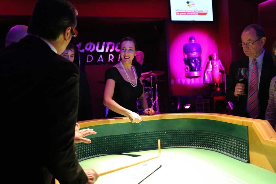 betriebsfeier casino