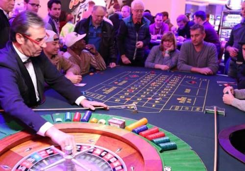 Krimidinner Casino Aachen
